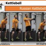 Russian Kettlebell Swing