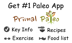 Primal Paleo app pic
