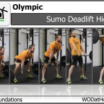 Sumo-deadlift High-Pull