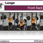 Front Rack Lunge