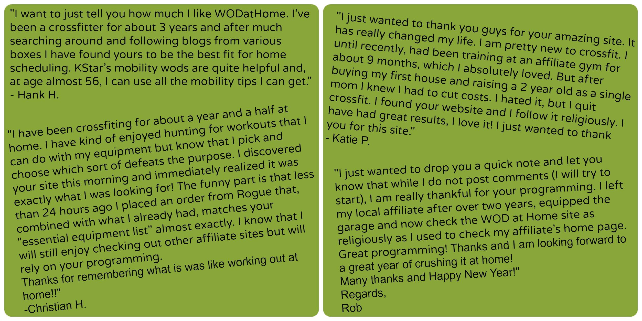 WAH Testimonials 2