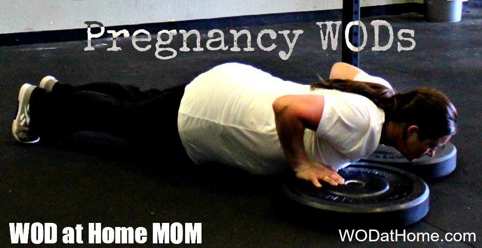 Pregnancy WODs image